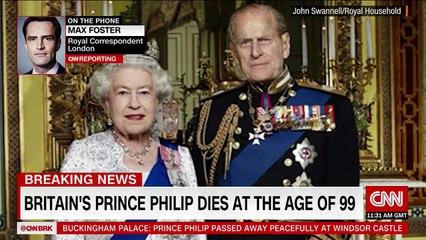 Boris Johnson pays tribute to Prince Philip