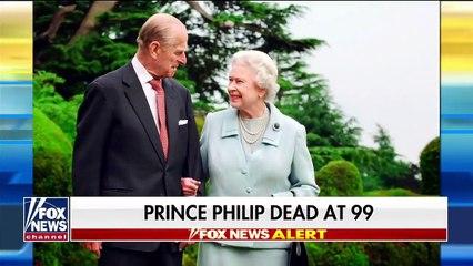 Prince Phillip dies at age