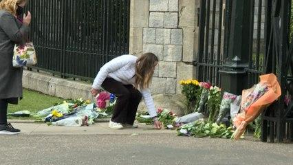 Mort du prince Philip : les Britanniques rendent hommage au duc d'Edimbourg