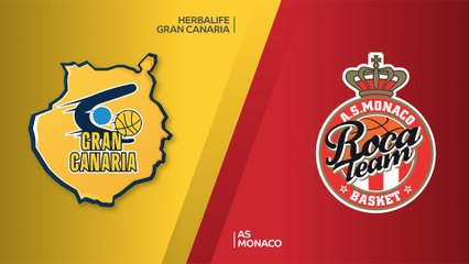 7Days EuroCup Highlights Semifinals, Game 2: Gran Canaria 74-76 Monaco