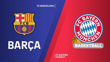 EuroLeague 2020-21 Highlights Regular Season Round 34 video: Barcelona 72-82 Bayern