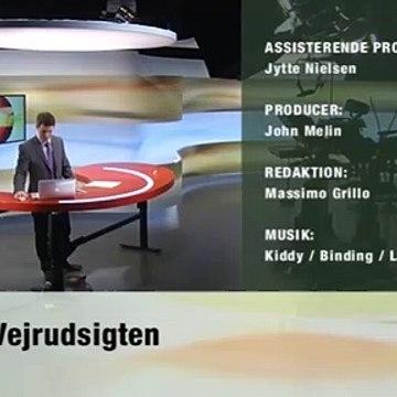 "TV-SPOT | Den nye kanal ""TV SYD"" | PREMIERE ~ 11 Januar 2012 | Massimo Grillo |1-2 |  TV SYD - TV2 Danmark"
