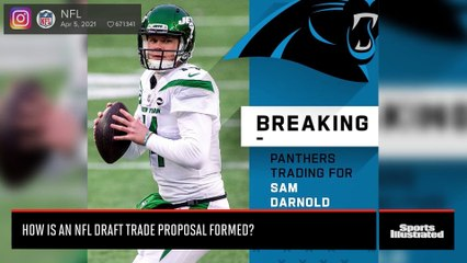 Jim Mora Insight on How NFL Draft Trade Proposals Work