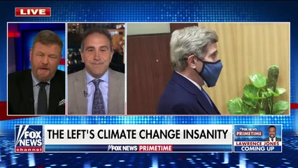 John Kerry 'confident' he can work with China on climate change; Steyn reacts