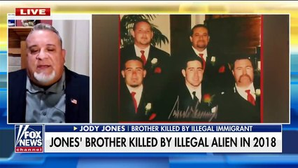 Man whose brother was killed by illegal immigrant sends message to Biden
