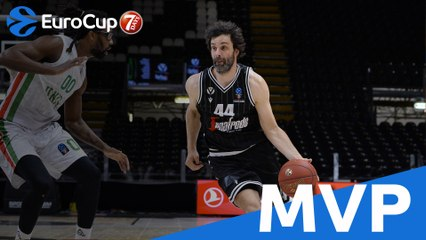 MVP of the Week: Milos Teodosic, Virtus