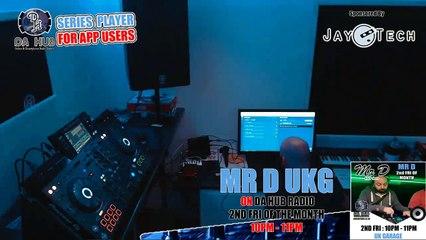 Episode 180 Mr D UKG (UK Garage)
