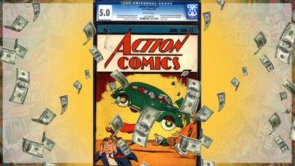 करोड़ों में बिकी सुपरमैन की कॉमिक, कीमत आपके होश उड़ा देगी, जानिए इसमें क्या है खास_