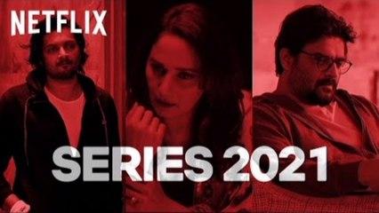 2021's Upcoming Original Netflix Series | #AbMenuMeinSabNew | Netflix India