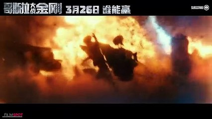 GODZILLA VS KONG 'Godzilla Steps On Kong' Trailer (NEW 2021) Monster Movie HD