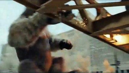 Saving Civilians Scene __ new hollywood movies fight scene 2019