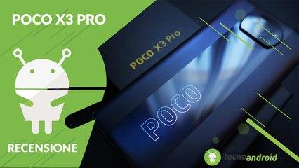 RECENSIONE Poco X3 Pro: top di gamma da GAMING!