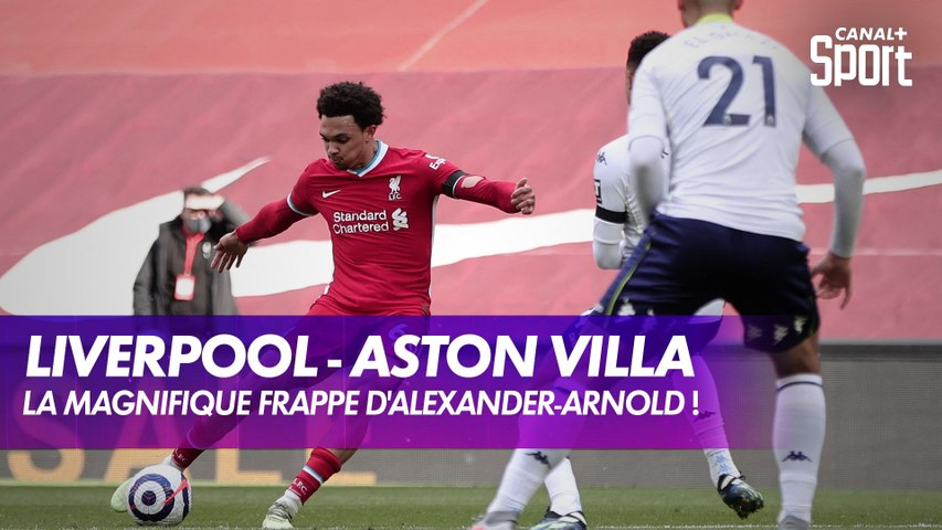 Alexander-Arnold sauve les Reds !