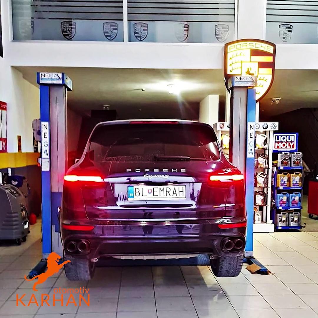 Porsche Servis Antalya Lara – Karhan Otomotiv – Porsche Oto Bakımı – Porsche Oto Tamiri