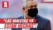 Vucetich sobre su posible salida de Chivas: 'Las maletas están hechas, es decisión de la directiva'