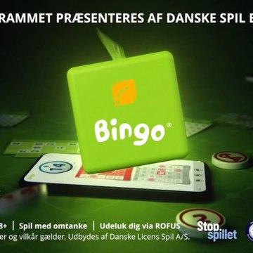 INTRO | Sifa TV Bingo | Marts 2021 | DK4