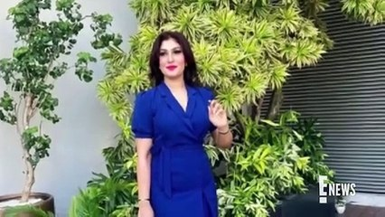 Mrs. World Arrested For Snatching Crown Off Mrs. Sri Lanka's Head