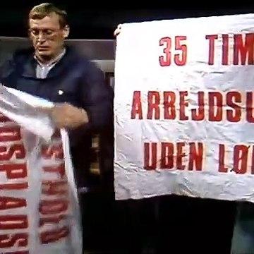 1985: TV Avis afbrydes | Poul Jørgensen | Bonanza - Danmarks Radio
