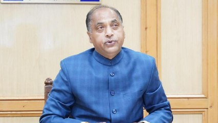 CM Sammelan: Jairam Thakur talks about corona vaccination