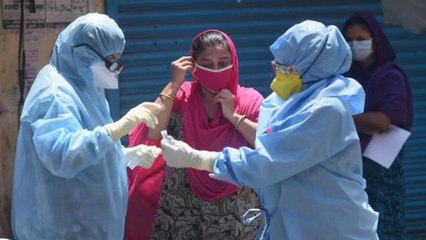 India reports more than 1 lakh 52 thousand cases in one day