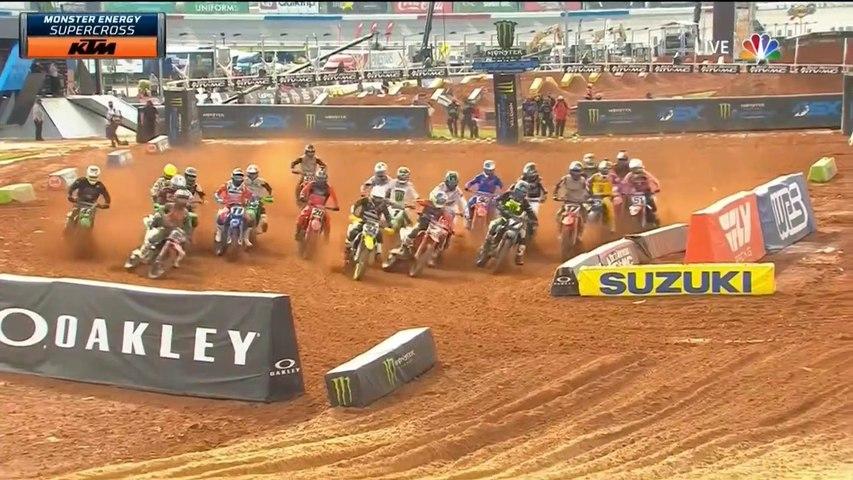 2021 AMA Supercross Atlanta - 450SX Main Event