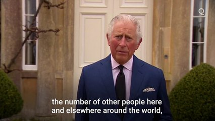 Prince Charles Remembers His 'Dear Papa' and Is 'Grateful' for World's Support