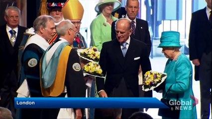 Prince Philip A look back at the Duke of Edinburgh's life