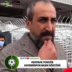 """Mustafa Tokgöz: """"Zor olacak ama sonuna kadar savaşacağız"""""""