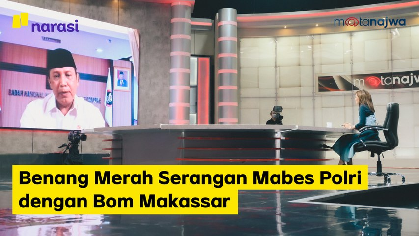 Di Balik Bom Bunuh Diri: Benang Merah Serangan Mabes Polri dengan Bom Makassar (Part 1) | Mata Najwa