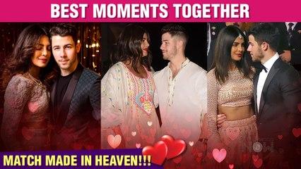 Priyanka Chopra & Nick Jonas Royal & Stylish Appearances At Events, Red Carpet and Airport