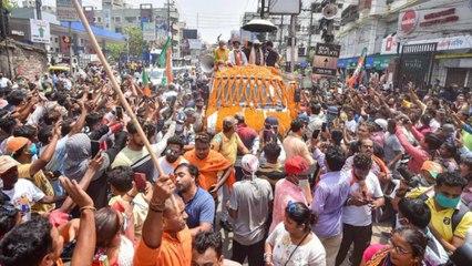 Rallies in Bengal amid Corona wave, politicians careless!
