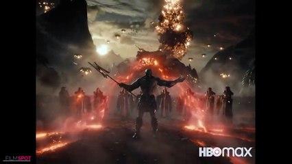 JUSTICE LEAGUE Snyder Cut Final Trailer (NEW 2021) Superhero Movie HD