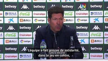 """Simeone : """"Résister, voilà un mot qui me plaît"""""""