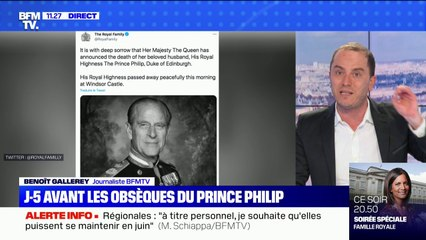 Mort du Prince Philip: hommages et controverses sur les réseaux sociaux