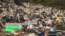 De plastic berg van Thailand