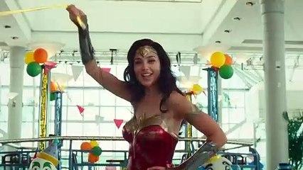 Wonder Woman 1984 Bloopers (2021) _ Movieclips Trailers
