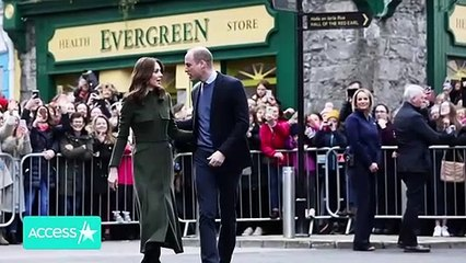 Kate Middleton & Prince William's Flirty St. Patrick's Day Video