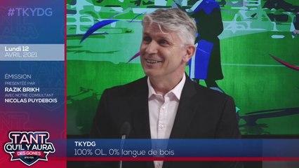 OL, Angers, Caqueret, Depay, Garcia, Nantes : TKYDG avec Eric Luc