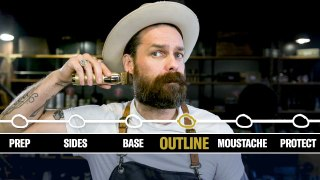 How to Tame Your Beard 6 Step Tutorial