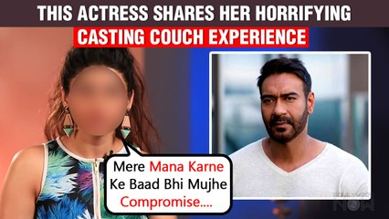 Ajay Devgn's This Popular Co Star Opens Up About Her Casting Couch Experience For A Big Film