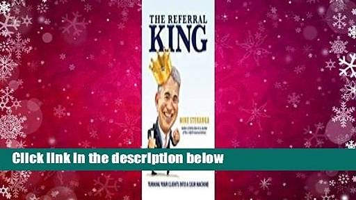 [Read] The Referral King  Review
