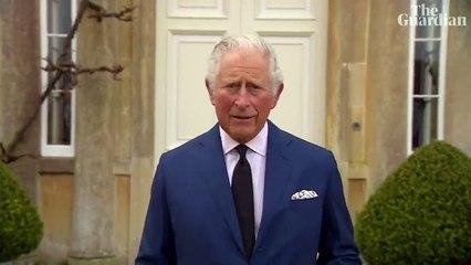 Prince Charles remembers 'dear papa', the Duke of Edinburgh