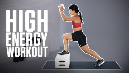 Build Explosive Strength With This High-Energy Workout