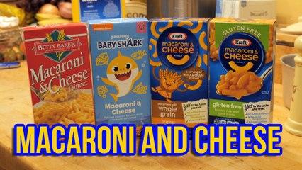 BoxMac 161: Betty Baker, Baby Shark, and Kraft Whole Grain and Gluten Free