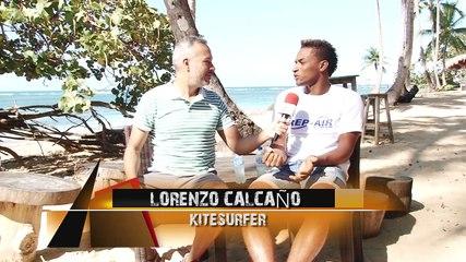 Lorenzo Calcaño y su experiencia en el Superkite en Brasil
