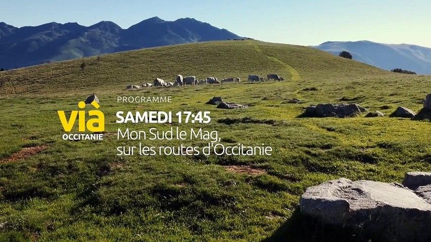 "Bande annonce  ""Mon Sud le Mag"" - Vià Occitanie"