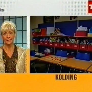 SEEST-KATASTROFEN i Kolding ~ Nyhedsudsendelsen klokken 22.45 {3 November 2004} TV SYD ~ TV2 Danmark