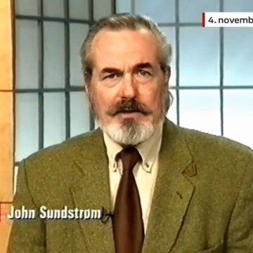 SEEST-KATASTROFEN i Kolding ~ Nyhedsudsendelsen klokken 18.15 {4 November 2004} TV SYD ~ TV2 Danmark