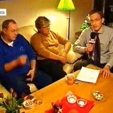 SEEST-KATASTROFEN i Kolding ~ Nyhedsudsendelsen klokken 22.20 {4 November 2004} TV SYD ~ TV2 Danmark