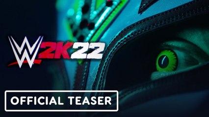 WWE 2K22 - Official Teaser Trailer